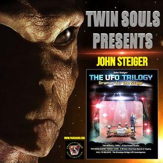 Twin Souls - John Steiger