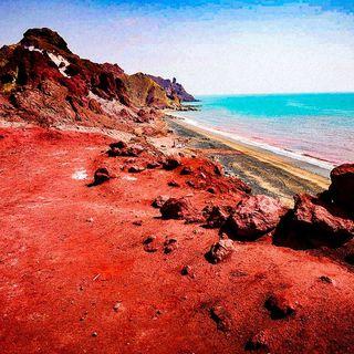 Hormuz, l'isola che da il nome allo stretto