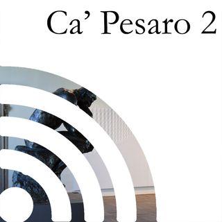 A Ca' Pesaro con Carlos Vara Sanchez