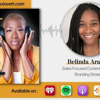 S 12  Ep 11  Belinda Aramide - Linkedin Branding Strategist
