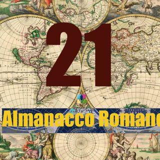 Almanacco romano - 21 settembre