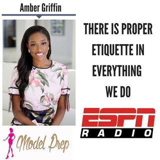 There is Proper Etiquette in Everything We Do || Amber Griffin discusses LIVE (5/17/18)