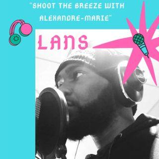 Season 2 Episode 12 Interview with Audio Engineer, Lyricist, Artist Lans