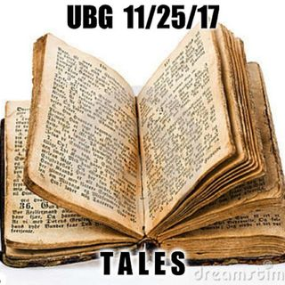 The Unpleasant Blind Guy  11/25/17 - Tales
