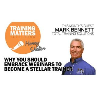 Why You Should Embrace Webinars to Become a Stellar Trainer