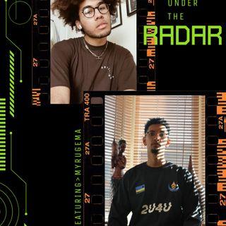 Under The Radar / Featuring MYRUGEMA - Artist Detox
