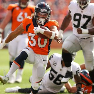 TDT #024: OAKvsDEN Takeaways | Which position(s) should Denver focus on early in the next Draft?