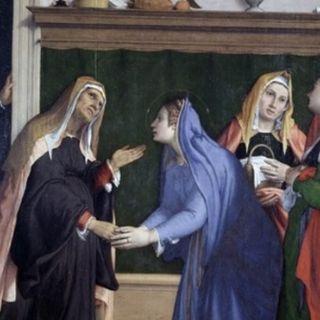 08 - Lorenzo Lotto – Visitazione