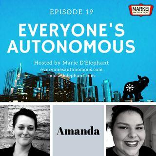 Episode 19: Amanda