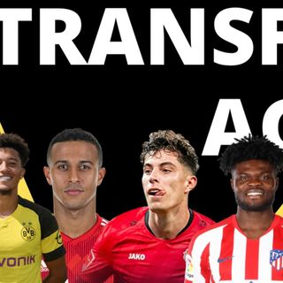 Lewis Bid Rejected! | Transfer Agenda Show