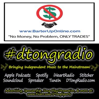 #NewMusicFriday on #dtongradio - Powered by BarterUpOnline.com