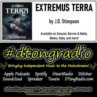 Mid-Week Indie Music Playlist - Powered by Extremus Terra & author J.D. Stimpson