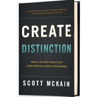 Distinction & unique selling proposition