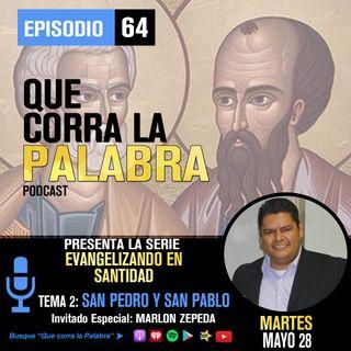 QCLP SAN PEDRO Y SAN PABLO