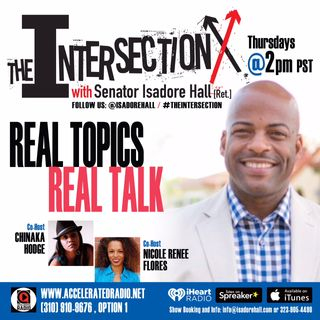 The Intersection with Senator Isadore Hall | 11/15