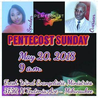 1 The Purpose Of Pentecost