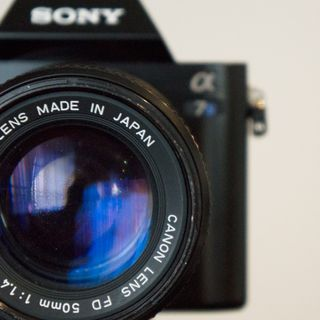 Manual 35mm Lenses With Mirrorless Cameras
