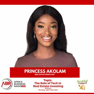 The Role of Tech in Real Estate Investing - Princess Akolam