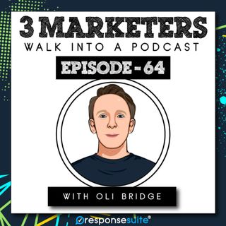064: How To Use Personalised Video In Your Sales Funnel [Oli Bridge]