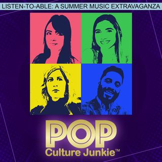 Listen-To-Able: A Summer Music Extravaganza