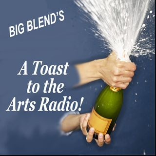 Big Blend Radio: Art & Sculpture, Fiction & Film