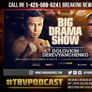 ☎️Golovkin vs Derevyanchenko Offical Press Conference at Madison Square Garden❗️
