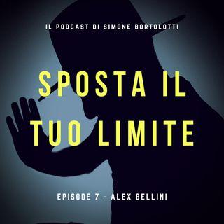 Alex Bellini - professione battistrada