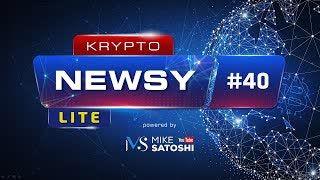 Krypto Newsy Lite #40 | 23.07.2020 | Bitcoin zaczął rosnąć, Ripple i Steve Wozniak pozywają YouTube, ETH 2.0 w 2020! MKR i DAI na Binance