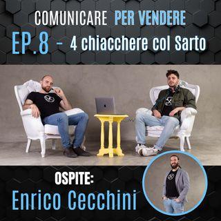 Episodio 8 - 4 chiacchiere col Sarto