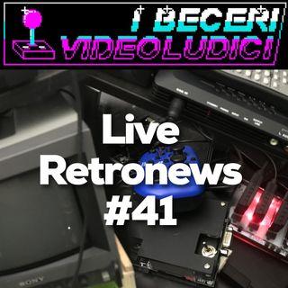 Live Retronews #41