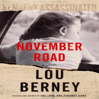 Lou Berney Interview -November Road
