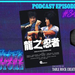 Episode 34 - Ninjacentric