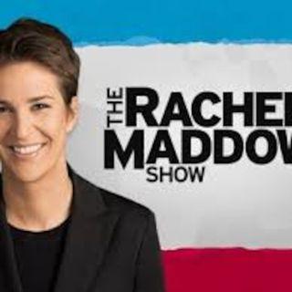 My Rachel Maddow fantasy