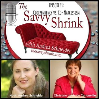 002: Codependency vs. Co- Narcissism with Christine Louis de Canonville