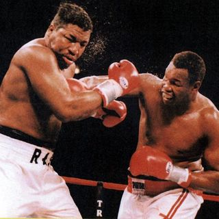 Legends of Boxing Show:Guest Former Heavyweight Champion Larry Holmes