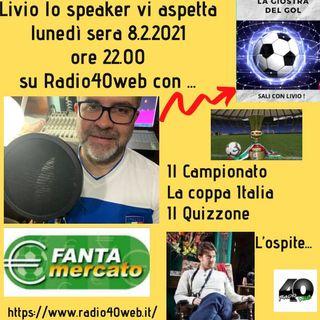 """Radio 40 """"LA GIOSTRA DEL GOL"""" (Differita)"""