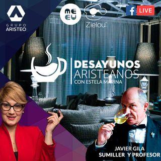 Javier Gila - Desayunos Aristeanos #001