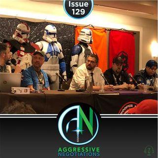 Issue 129: Dragon Con: The Clone Wars Tenth Anniversary Panel