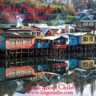 Zen Delaney's Chile Sauce on Lingo Radio Friday 8 January 2021