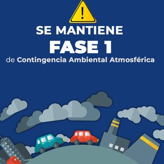 Sigue contingencia ambiental