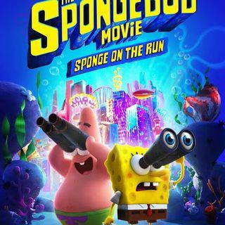 Damn You Hollywood: The SpongeBob Movie - Sponge on the Run