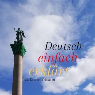 Deutsch einfach erklärt
