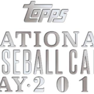 Episode 2: Topps National Baseball Card Day