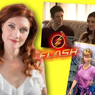 #216: Michelle Harrison on playing a superhero's mom on the CW series The Flash