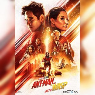 Especial MCU - Ant-Man and The Wasp