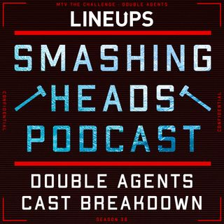 Double Agents Cast Breakdown