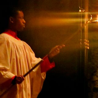 Lighting the Candle ~ Fr. Jeremiah Griffin August 18, 2019