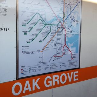 MBTA Orange Line Riders Are Going The Opposite Way Just To Get A Seat