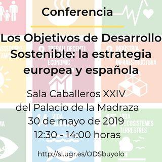 Conferencia Federico Buyolo - Objetivos de Desarrollo Sostenible y Agenda 2030