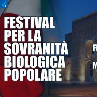 Festival di Lecce. Uniti per difendere la libertà minacciata da un governo eversivo